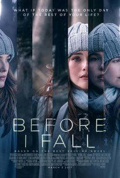 The Before I Fall Movie Trailer is Here (And So is the New Cover!) Before I Fall movie tie-in edition by Lauren Oliver Netflix Movies, Hd Movies, Movies Online, 2017 Movies, Teen Movies, Movies To Watch Teenagers, Top Movies To Watch, Indie Movies, Film Trailer