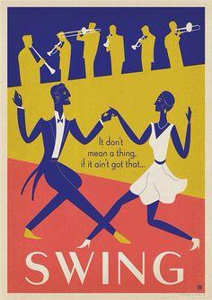 Het swingdansen is een enorme levendige danssoort waarbij een koppel elkaar vaak opheft, door de lucht draait of zelfs achterwaartse sprongen laat doen. Het is een dansstijl die bij iedere leeftijdscategorie wel wordt beschouwd als leuk en hip. Swingdansen is dan ook een van de dansen die razend populair waren tijdens de hoogdagen van de rock 'n roll. De uitvoering ervan is eerder lokaal en men dient dus geen volledige dansvloer ter beschikking te hebben. Men voert dus op een plaats ter…