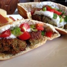 Chef Johns Falafel - Allrecipes.com