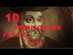 Las 10 predicciones de Nostradamus para el 2015