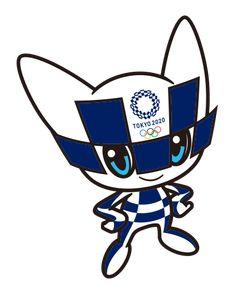 Miraitowa - 2020 Summer Olympic Games Mascot - 2020 Summer Olympics Tokyo, Japan (Olympic R World) 2020 Summer Olympics, Nbc Olympics, Tokyo Olympics, Olympic Logo, Olympic Mascots, Olympic Games, Special Olympics Logo, Tokyo 2020, Tokyo Japan