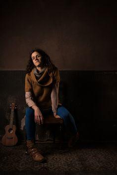 Karla Miss Stereochemistry Hajman - singer and songwriter  - portrait by Paolo Corradeghini