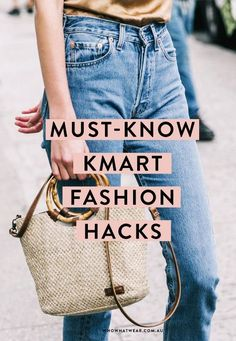 The Kmart Fashion Hacks That Will Have You Running to the Closest Store Fashion Hacks, Fashion Outfits, Fashion Tips, Fashion Ideas, Running Everyday, Running For Beginners, Clothing Hacks, Only Fashion, Who What Wear