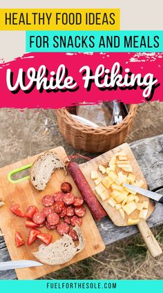 Food becomes so important when we travel outdoors. So, we have created a complete list of healthy food ideas for snacks