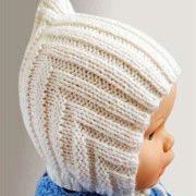 Руководство по вязанию детской шапки