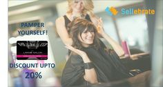 Pamper yourself at #LakmeSalon! Buy Discounted #GiftCards at #SELLEBRATE. Know more on https://www.sellebrate.in