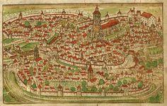 Schwaebisch Hall - Doetschmann Chronik um 1600