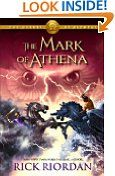 Mark of Athena by Rick Riordan- the latest in the Heroes of Olympus series from the author of Percy Jackson. Rick Riordan Bücher, Rick Riordan Books, Mark Of Athena, Heroes Of Olympus Characters, Albin Michel Jeunesse, Good Books, My Books, Amazing Books, Library Books