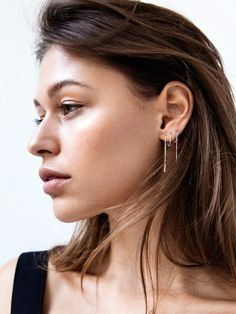 Beauty and simplicity - Earrings