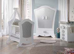La collection Alexa est prestigieuse, la qualité de ce mobilier attire le regard de tous les parents amateurs de confort et de design pour leur progéniture.