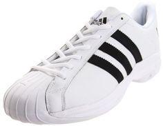 adidas Men's Superstar 2G Fresh Basketball Shoe,Running White/Black/Running White,8.5 M US