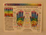 Gardener Community & Homesteading: Foot Reflexology chart - a nice version.