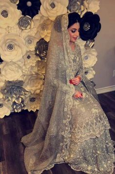 Tips And Tricks To Get You Through Your Wedding Day. Is planning your wedding becoming too stressful? While planning a wedding is definitely a stressful expe Pakistani Wedding Dresses, Indian Wedding Outfits, Pakistani Outfits, Pakistani Bridal, Bridal Outfits, Bridal Dresses, Beautiful Dresses, Nice Dresses, Ethnic Fashion