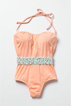 Light coral / peach pastel colour. From Anthropologie. Product # 20751558