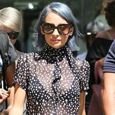 Look of the Day: July 13, 2014 - Nicole Richie : InStyle.com