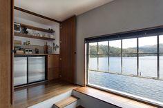 Small Kitchen - Pumphouse Point Lake Hotel