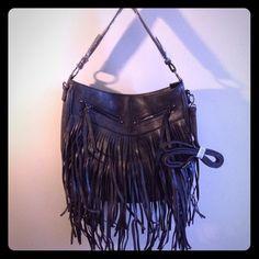 Fringe purse Fringe purse, very durable Yoki Bags Hobos