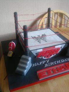 Wwe Birthday Cakes Walmart Wwe Birthday Cakes Make It