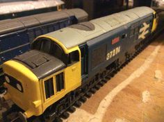 37 274 in LLB livery 'Oor Wullie' by Hornby Acquired 10/12/15 from evilBay