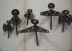Hardware angel ornaments - JUNKMARKET Style