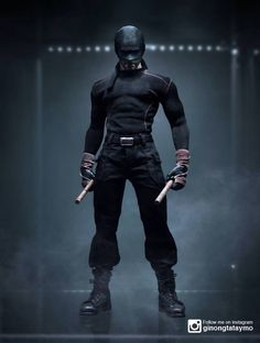 Daredevil 1/6 Scale Custom Action Figure by ginongtataymo