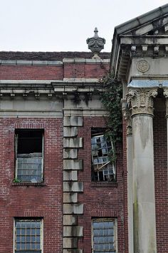 Milledgeville GA Asylum | Old Georgia State Hospital, Milledgeville Ga | Flickr - Photo Sharing!
