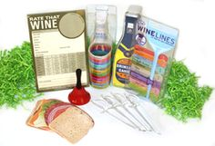 Hostess gift (survival kit for dull party!) $59.95 Cocktails, Anyone?
