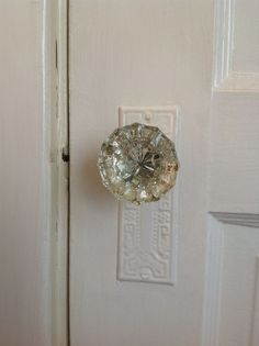The Vintage Door Knob Adds Interior Character | Daley Decor with ...