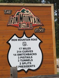 A must motorcycle ride! - Review of Iron Mountain Road, Custer, SD - TripAdvisor