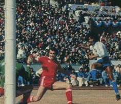 CD Nacional 1 Nottm Forest 0 in Feb 1981 in Tokyo. The only goal is scored by Waldemar Victorino in the Intercontinental Cup.