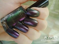 KIKO #433 Gothic Purple [Dark Heroine Collection]