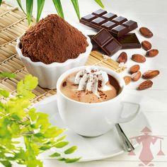 Kräftiger, vollmundiger Schokoladengenuss mit dem herben Aroma der Kakaobohne.