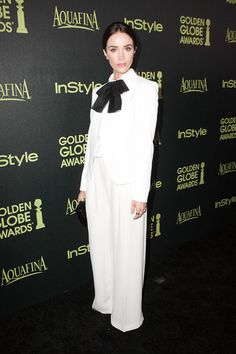 Abigail Spencer Photos - Abigail Spencer arrives for The Hollywood Foreign Press Association (HFPA) And InStyle Celebrate The 2015 Golden Globe Award Season - Arrivals at Fig & Olive Melrose Place on November 20, 2014 in West Hollywood, California. - Golden Globe Award Season Celebrated — Part 2