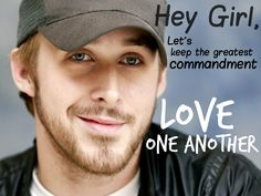 Hey Girl,  mmmmm Ryan Gosling <3...... OMG i love it!!! lol;) comin from this christian girl:)