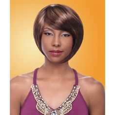 Sensationnel Total Instant Weave Wig HZ-A056 - Color: 4 >>> This is an Amazon Affiliate link. Click image to review more details.