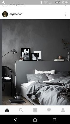 Minimalist Home Bedroom Apartment Therapy minimalist bedroom diy dreams.Minimalist Home Design Life minimalist bedroom neutral simple. Stylish Bedroom, Gray Bedroom, Home Decor Bedroom, Modern Bedroom, Bedroom Ideas, Bedroom Designs, Bedroom Inspo, Bedroom Inspiration, Ikea Bedroom