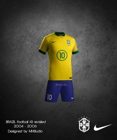 19823b2f8 Graphic designer MH Design has created seven awesome national team concept  kits inspired by iconic jerseys of the past.