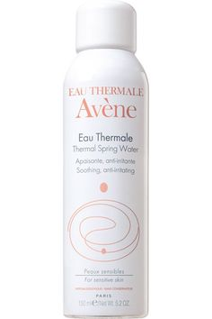 Thermal Spring Water | French Cosmetics