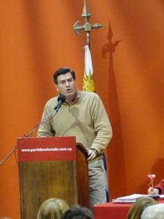 Convención del Partido Colorado, Montevideo, Septiembre 2013