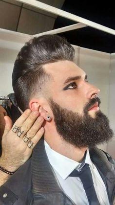 STS Beauty Barcelona 2015  Alvaro the Barber