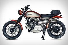 It's not analog in the sense of dials, knobs, and all things non-digital, but the Analog Ducati Scrambler does have a bit of that to it, as well. Based on a 1975 Ducati GT860, this one-of-a-kind ride has been completely...