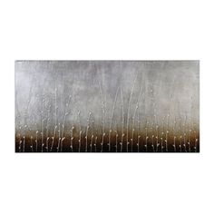 Uttermost 34202 Sterling Branches Canvas Art