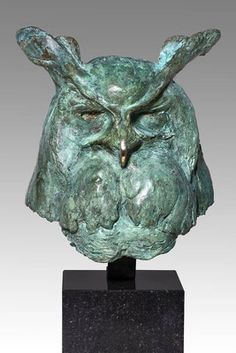Anthon Hoornweg - Art Gallery Voute - Schiedam - bronze sculptures Sculptures, Lion Sculpture, Art Gallery, Small Figurines, Bronze, Lost Wax Casting, Owl Art, Greek Mythology, Oriental