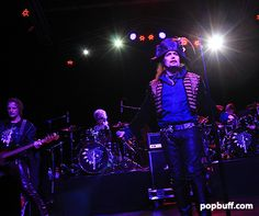 Adam Ant live at The Observatory OC