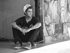 Ryan Sheckler...tattoos.
