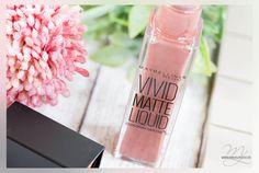Maybelline Color Sensational Vivid Matte Liquid 'Nude Thrill'