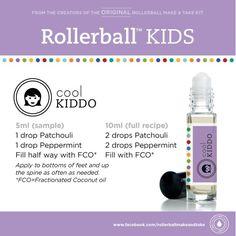 Cool kiddo blend
