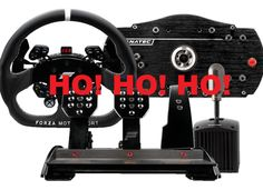 Top 5 Christmas Gifts for the Sim Racer in 2017