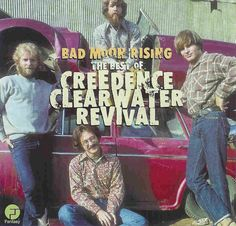 Creedence Clearwater Revival – Bad Moon Rising – Mp3
