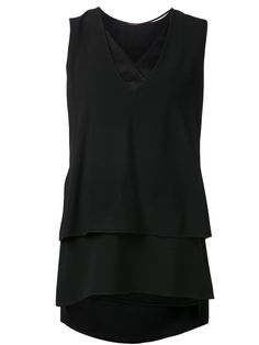 Adam Lippes Layered Tank Top - Forty Five Ten - Farfetch.com
